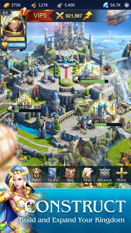Puzzles & Conquest screenshot-3