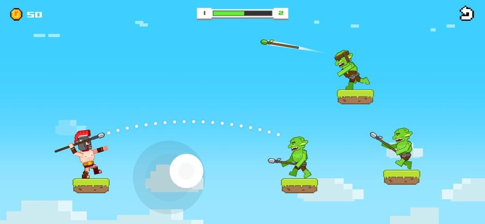 Sky War-Arrow Hero
