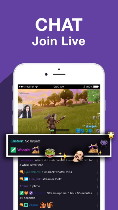 download Twitch: Live Game Streaming apps 0