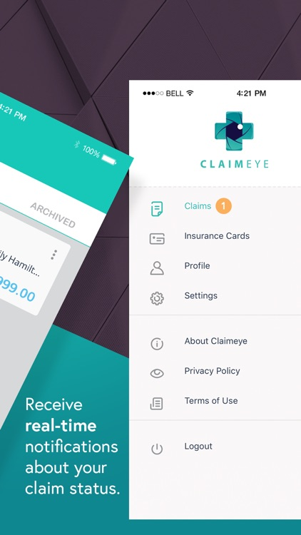 Claimeye - Healthcare Claims