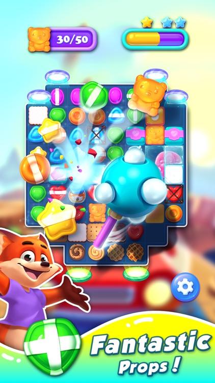 Candy Bomb Smash screenshot-3