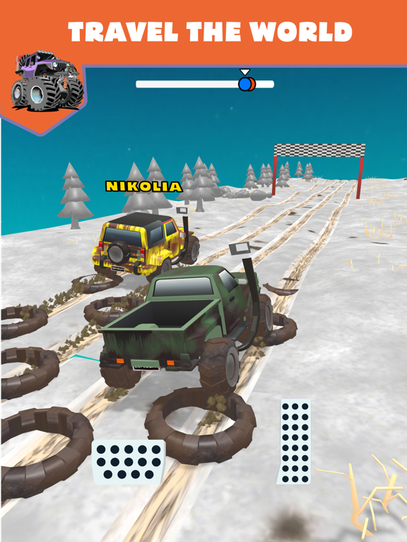 Offroad Race screenshot 20