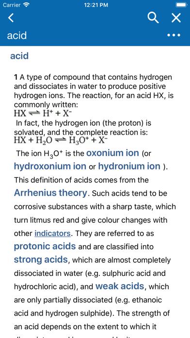 Oxford Dictionary of Chemistryのおすすめ画像1