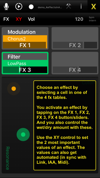 Elastic FX