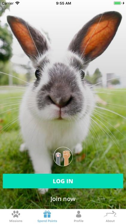 PETA Points: Save Animals
