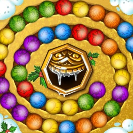 Marble Woka Woka: шарики & поп