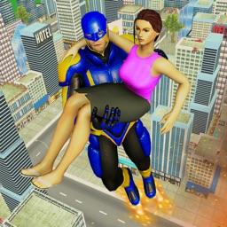 Grand Superhero Rescue Mission