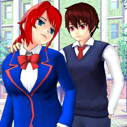 Anime Girl Luxury Life Sim 3D