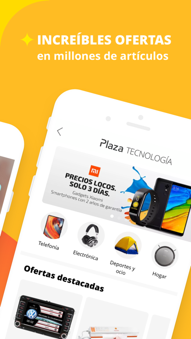 Screenshot for AliExpress Shopping App in Ecuador App Store
