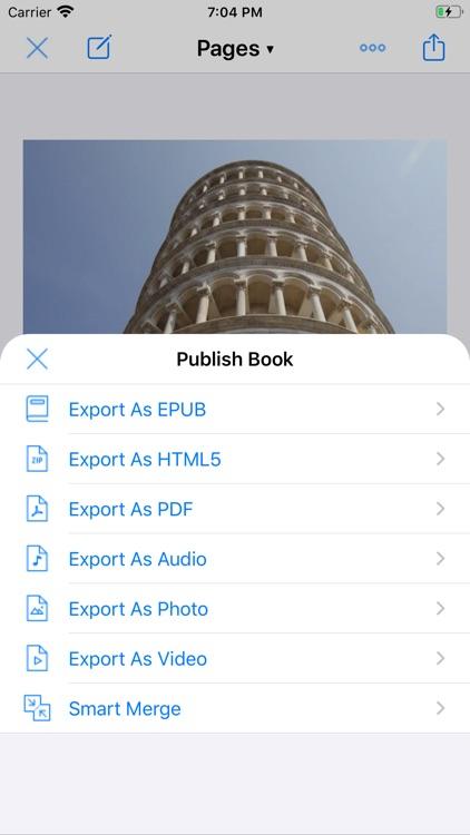 Creative Book Builder screenshot-6