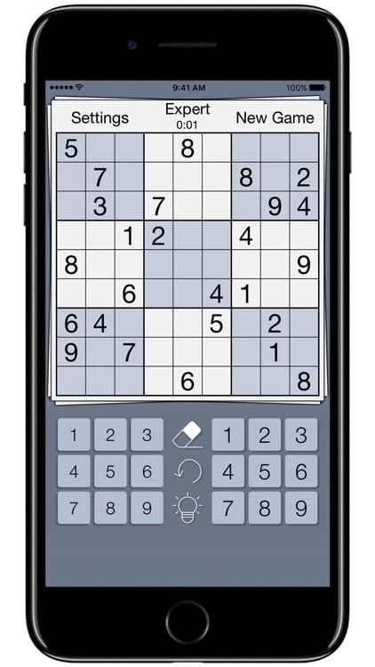 Premium Sudoku Cards screenshot-0