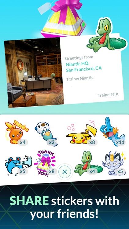 Pokémon GO screenshot-6