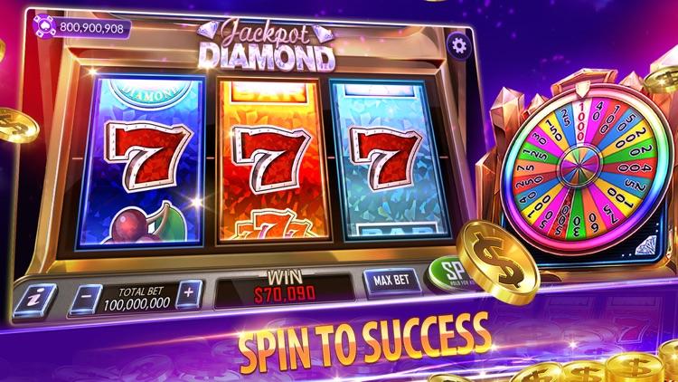 Casino Deluxe - Vegas Slots screenshot-0