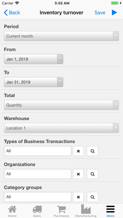 Nano Enterprise Management screenshot-9
