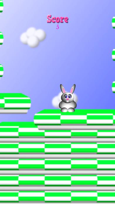 Screenshot for Bunny Hoppy in Kazakhstan App Store