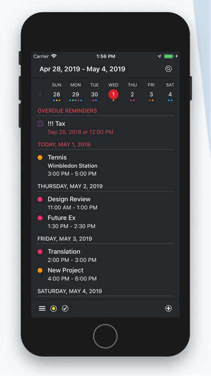 Calendar 366: Events & Tasks screenshot-8