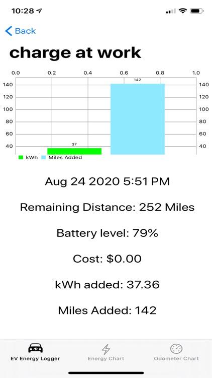 EV Energy Logger screenshot-3