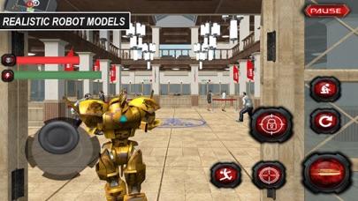 Gangster Robot: Mission Robber