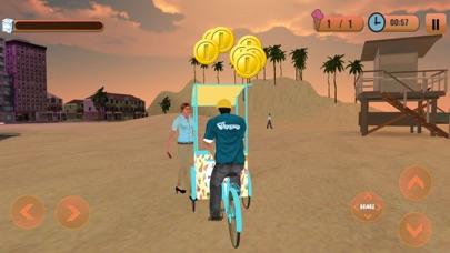 ビーチアイスクリーム配達ゲームのおすすめ画像2
