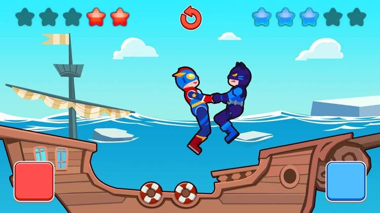 Wrestle Jump Man-Fight Club