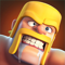 App Icon for Clash of Clans App in France App Store