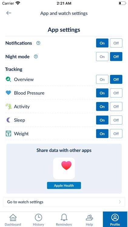 OMRON HeartAdvisor screenshot-7