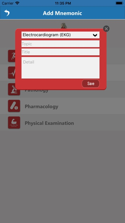 Cardiology Mnemonics screenshot-4