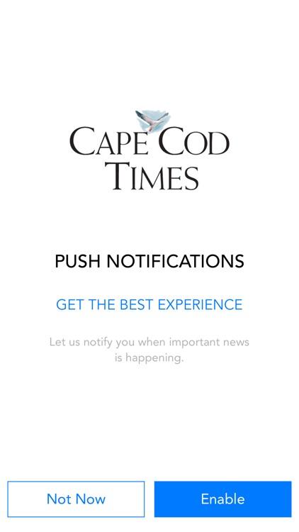 Cape Cod Times, Hyannis, Mass.