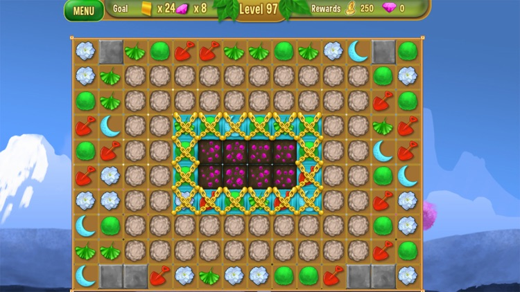 Queen's Garden 2 Match 3 screenshot-3
