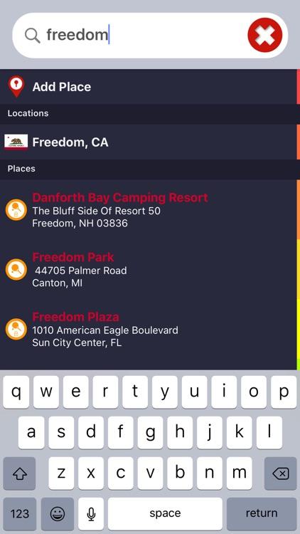 USA Pickleball Places2Play screenshot-3