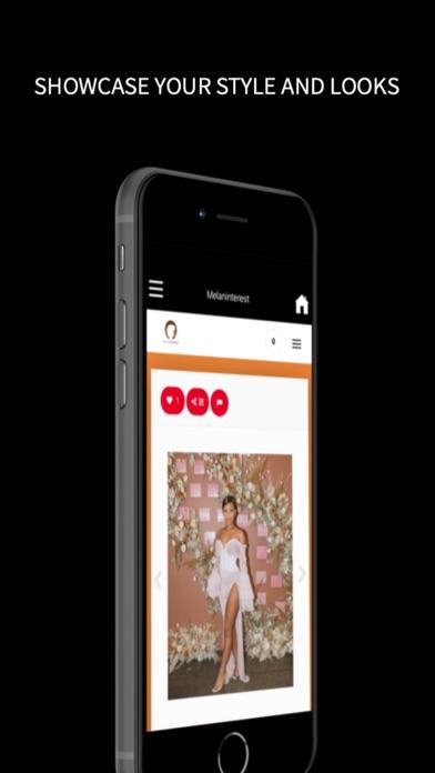 Melaninterest screenshot 4