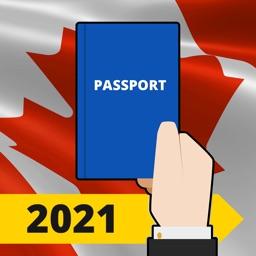 Canada Citizenship Test 2021