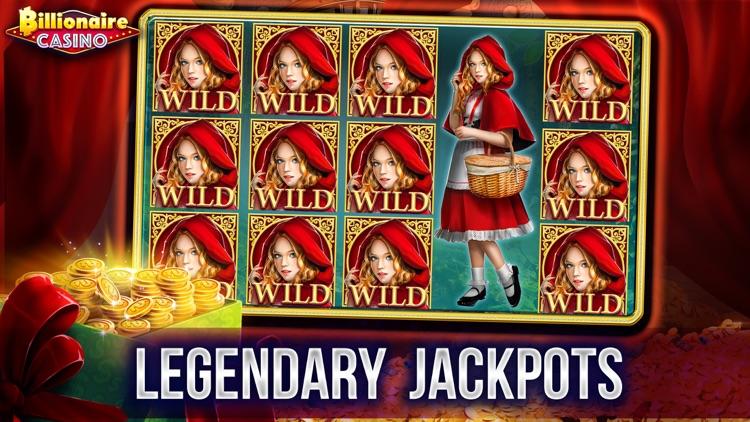 Billionaire Casino™ Slots 777 screenshot-4
