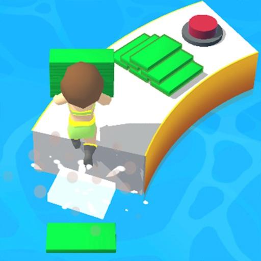 Bridge Buider 3D: Bounce race