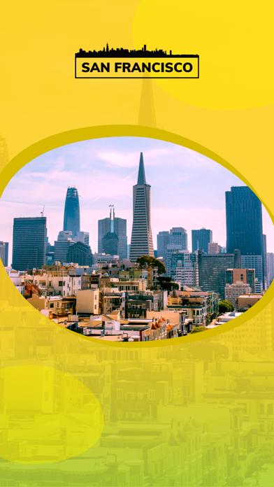 San Francisco Tourism Guide Screenshot