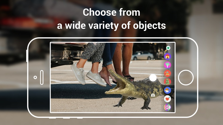 Leo Augmented Reality Video