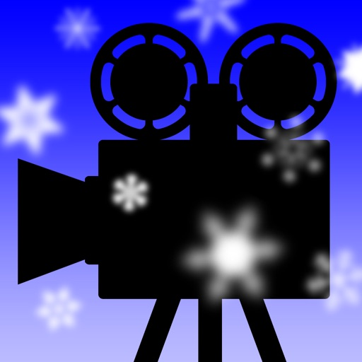 Snow Effect Video icon