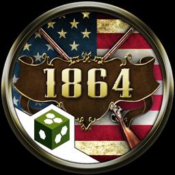 Ícone do app Civil War: 1864