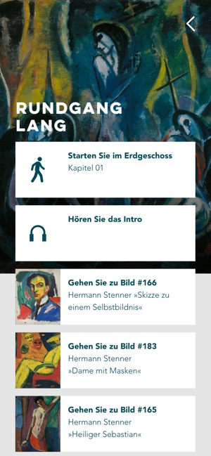 Kunstforum Screenshot