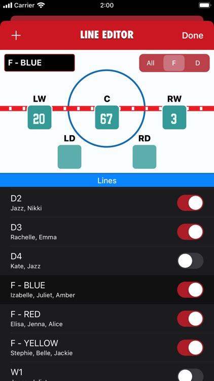 Goaliath Hockey Stats Tracker screenshot-4