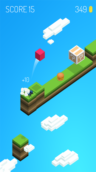 messages.download Voyage Burger Jump software