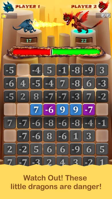 Screenshot for Dragon Numbers in Finland App Store