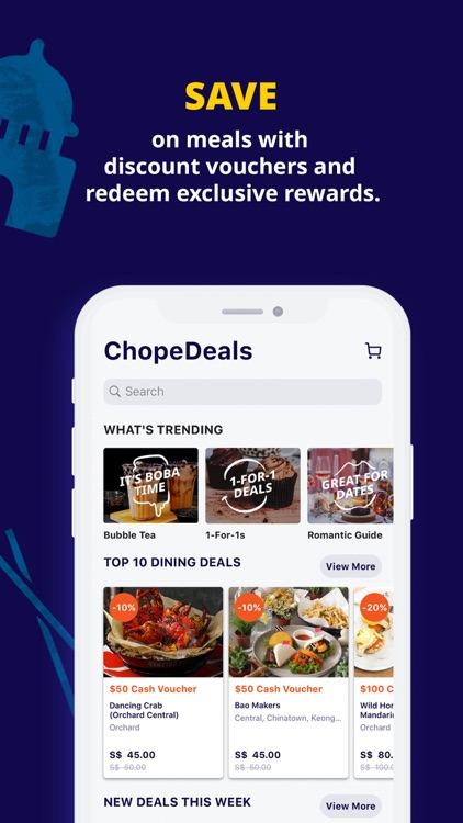 Chope - Discover, Book, Save screenshot-3