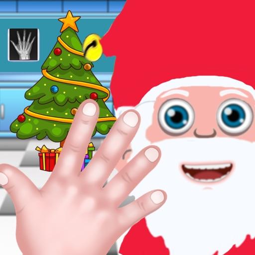 Hand Doctor - Santa helper