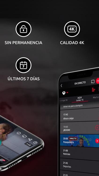 ATRESplayer. Series y Noticias screenshot-4