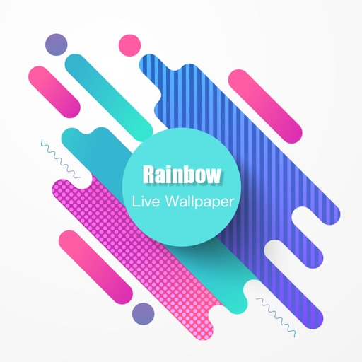 LiveWallpaperRainbow