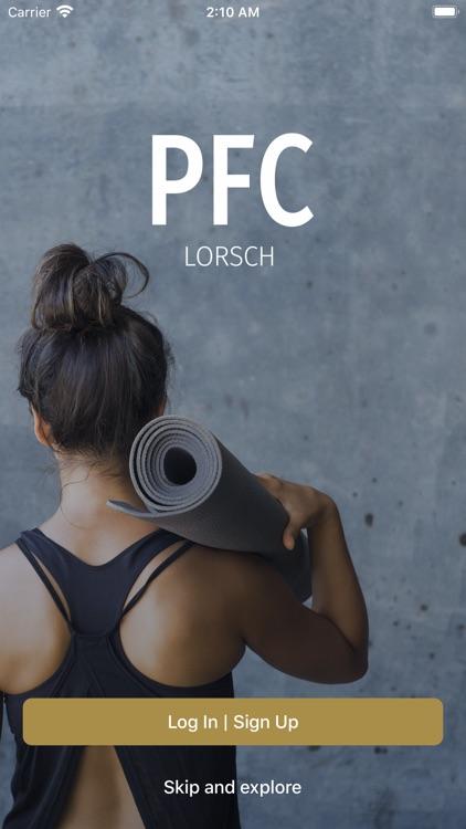PFC Training