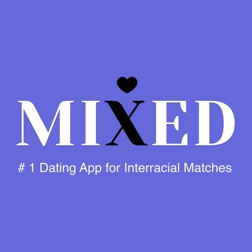 Mixed: Interracial Dating App