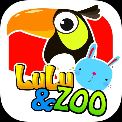 LuLu ZOO Kids Game icon
