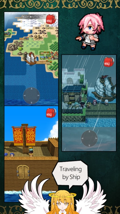 CAT HERO RPG : 3D NEKO ISEKAI screenshot-3